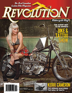 Revolution Motorcycle Magazine Vol.32 english | eBooks | Automotive