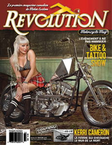 Revolution Motorcycle Magazine Vol.32 francais | eBooks | Automotive