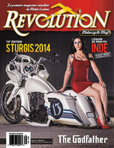 Revolution Motorcycle Magazine Vol.31 francais | eBooks | Automotive
