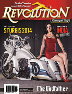 Revolution Motorcycle Magazine Vol.31 english | eBooks | Automotive