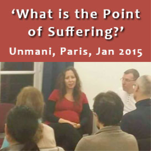 what is the point of suffering?