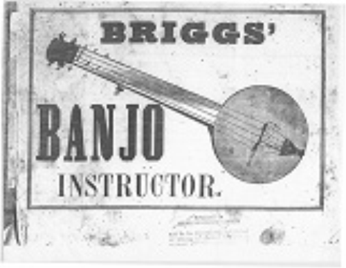 First Additional product image for - Briggs' Banjo  Vol 1