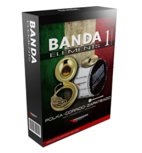 Banda Elements Vol 1 | Software | Add-Ons and Plug-ins