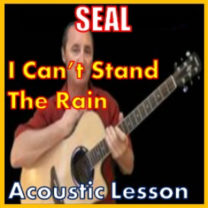 Learn to play I Can't Stand The Rain by Seal | Movies and Videos | Educational