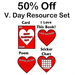 50% Off Valentine's Resource Set | Documents and Forms | Templates