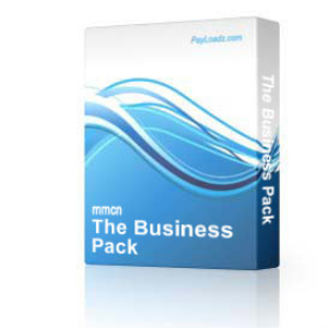 the business pack