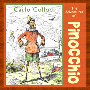 the adventures of pinocchio audio book