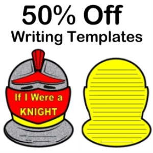 50% Off If I Were a Knight Helmets | Documents and Forms | Templates