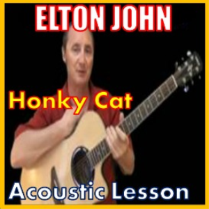 Learn to play Honky Cat by Elton John | Movies and Videos | Educational