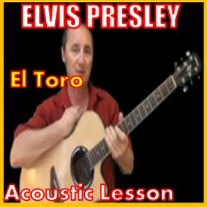 Learn to play El Toro by Elvis Presley | Movies and Videos | Educational
