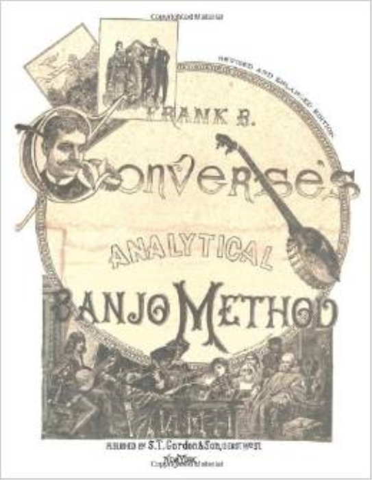 First Additional product image for - Converse Analytical Banjo Method