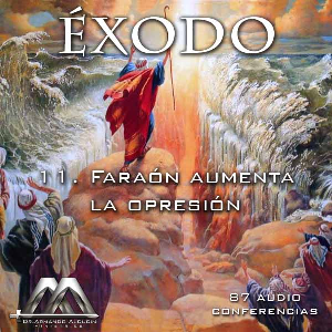 11 Faraón aumenta la opresión | Audio Books | Religion and Spirituality