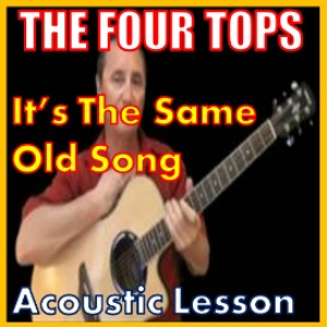Learn to play It's The Same Old Song by The Four Tops | Movies and Videos | Educational