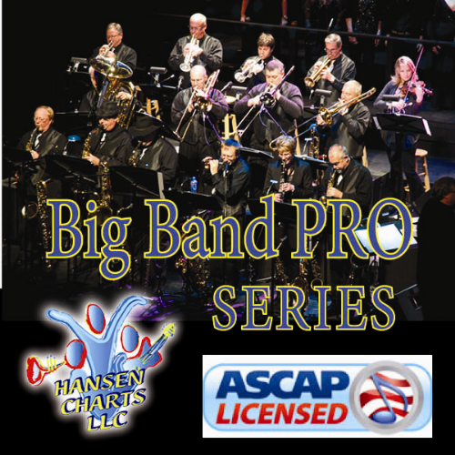 First Additional product image for - Bye Bye Blackbird Big Band 5444 Pro Series Chris R. Hansen