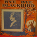 Bye Bye Blackbird Big Band 5444 Pro Series Chris R. Hansen | Music | Jazz