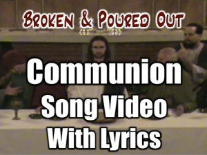 Broken & Poured Out - Worship Video - with Vocals | Movies and Videos | Music Video