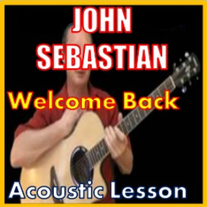 Learn to play Welcome Back by John Sebastian | Movies and Videos | Educational