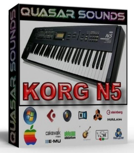 Korg N5 Soundfonts Sf2 | Music | Soundbanks