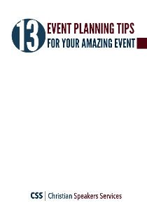FREE DOWNLOAD: 13 Event Planning Tips | eBooks | Business and Money