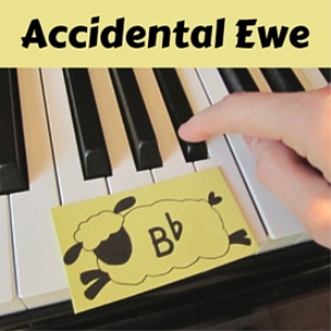 Accidental Ewe | Music | Children