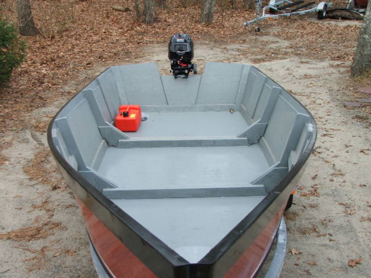 Lady Bug Commercial Skiff Plans | eBooks | Reference