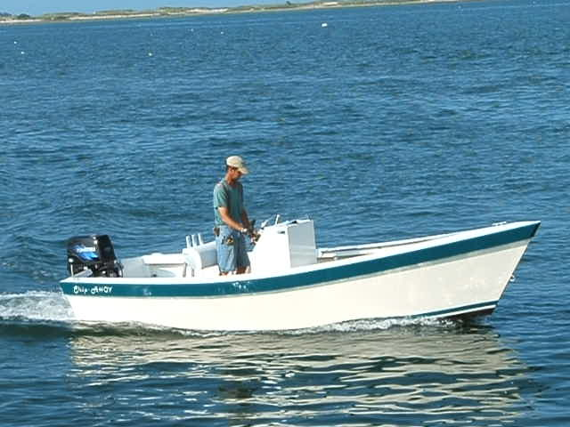 First Additional product image for - Lady Bug Commercial Skiff Plans