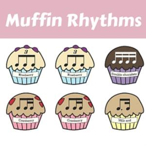 Muffin Rhythms | Music | Children