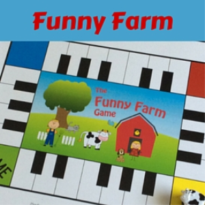 Funny Farm Game | Music | Children