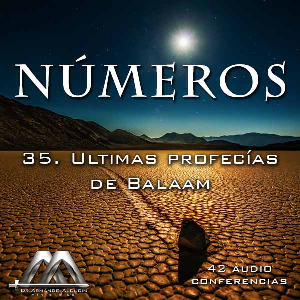 35 Ultimas profecias de Balaam | Audio Books | Religion and Spirituality