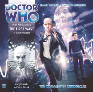 doctor who - the first wave