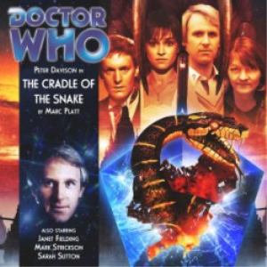 doctor who  the cradle of the snake