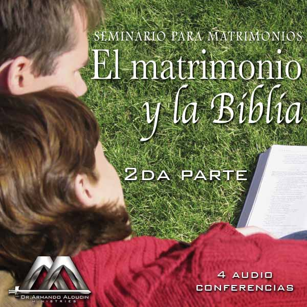 Biblia Y Matrimonio : El matrimonio y la biblia da parte audio books