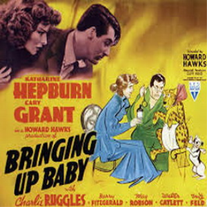 bringing up baby (1938) - classic movie screwball comedy - cary grant, katherine hepburn - mp4 download