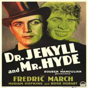 dr. jekyll and mr. hyde (1931) - classic movie horror thriller - fredric march, miriam hopkins - mp4 download