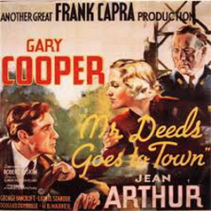 mr. deeds goes to town (1936) - classic movie comedy drama - gary cooper, jean arthur - mp4 download