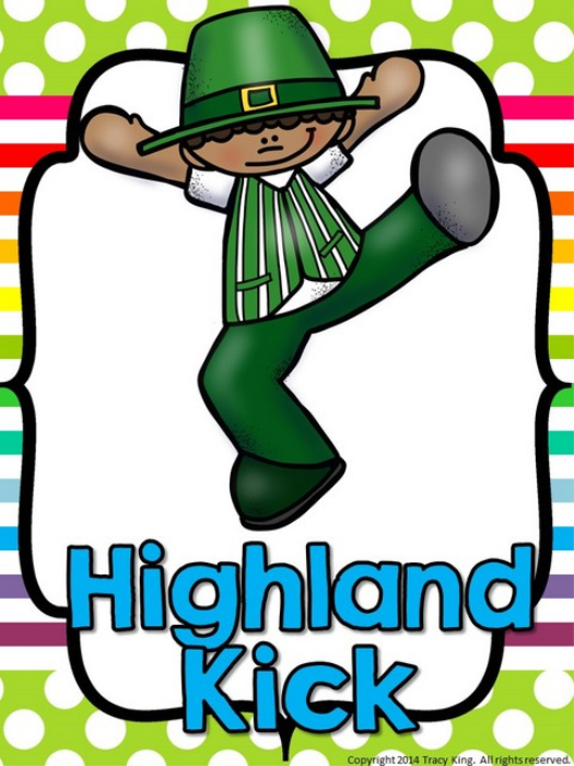 First Additional product image for - St. Patrick's Day Freeze Dance and Creative Movement