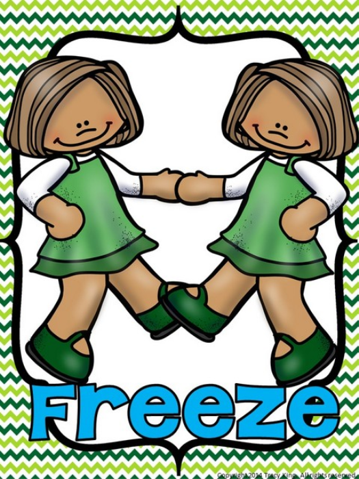 Second Additional product image for - St. Patrick's Day Freeze Dance and Creative Movement