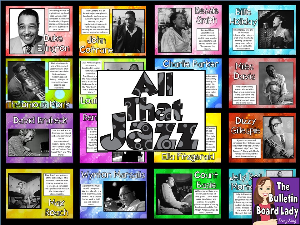 Jazz Legends Bulletin Board | Other Files | Everything Else
