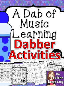 Dabber Activities BUNDLE | Other Files | Everything Else