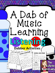 Dabber Activities LISTENING | Other Files | Everything Else
