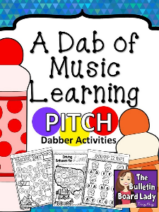 dabber activities pitch