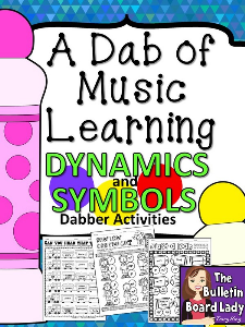 Dabber Activities DYNAMICS and SYMBOLS | Other Files | Everything Else