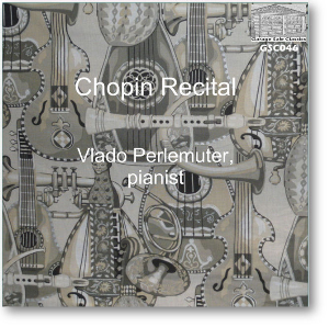Chopin Recital - Vlado Perlemuter, piano | Music | Classical