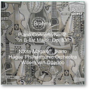Brahms: Piano Concerto No. 2 - Nikita Magaloff, piano/Hague PO/van Otterloo | Music | Classical