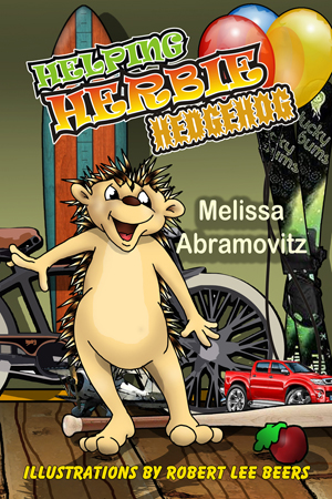 First Additional product image for - Helping Herbie Hedgehog