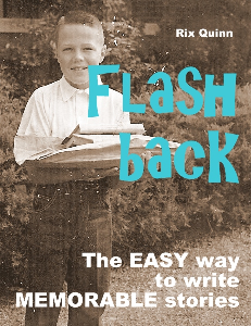 FLASHBACK: The EASY way to write MEMORABLE stories | eBooks | Education