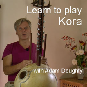 learn to play kora - lesson 1 plus 3 bonus lessons.