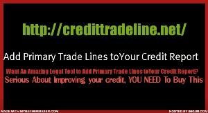 credit tradeline