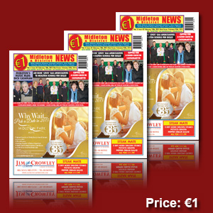 Midleton News February 18th 2015 | eBooks | Periodicals