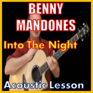 Learn to play Into The Night by Benny Mardones   Movies and Videos   Educational